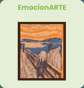 el grito de munch dibujo EmocionARTE nuestro programa emociones y arte
