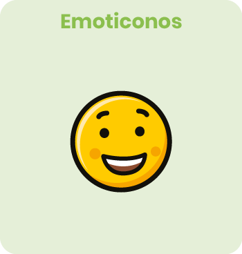 Emoticono de nuestro programa de educacion emocional be happy emoticonos