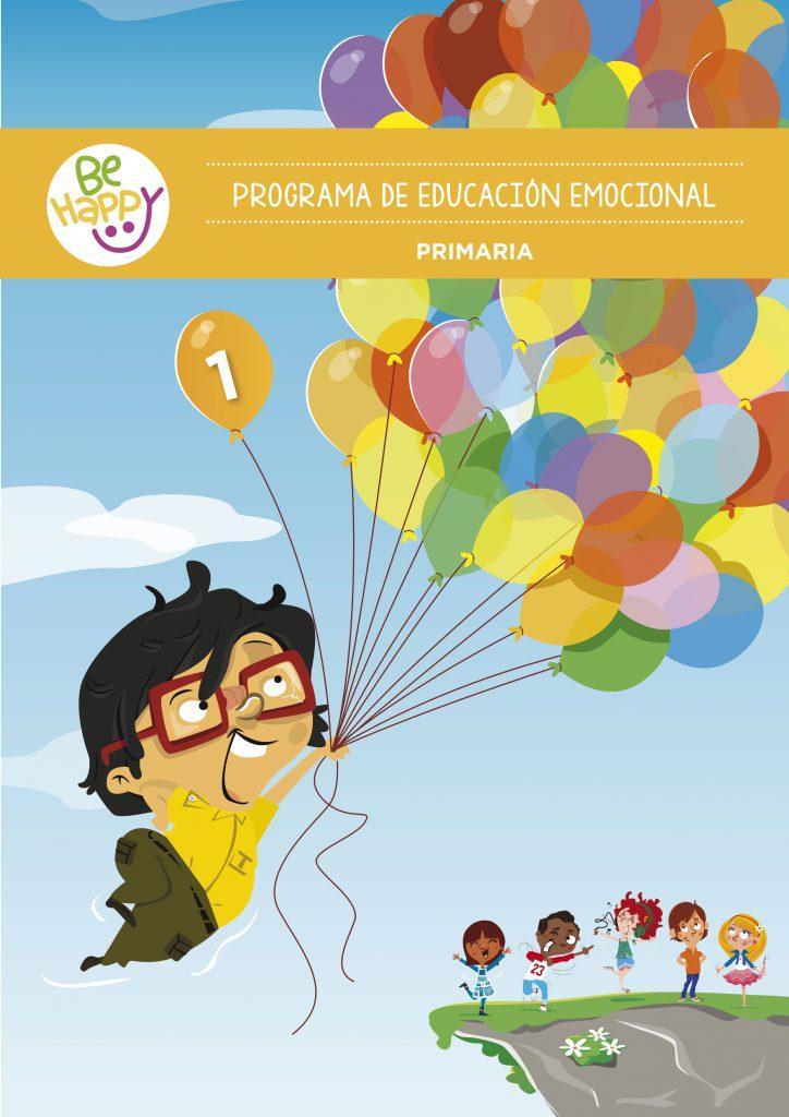 libros del alumno be happy primero primaria