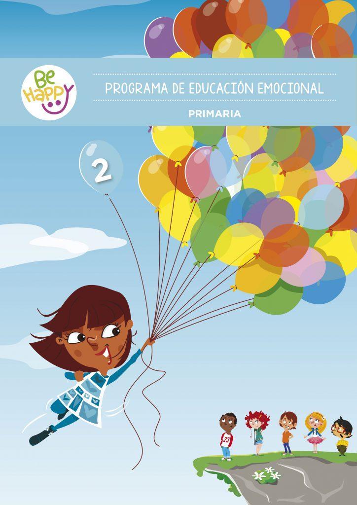 libros del alumno be happy segundo primaria