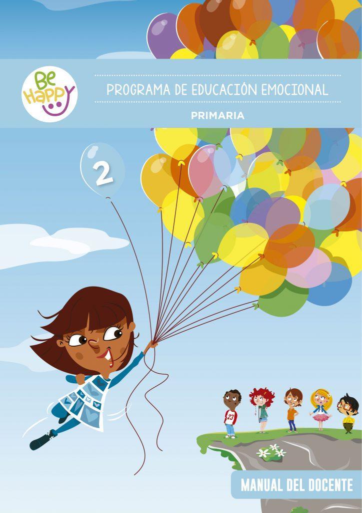 libros del profesor be happy segundo primaria