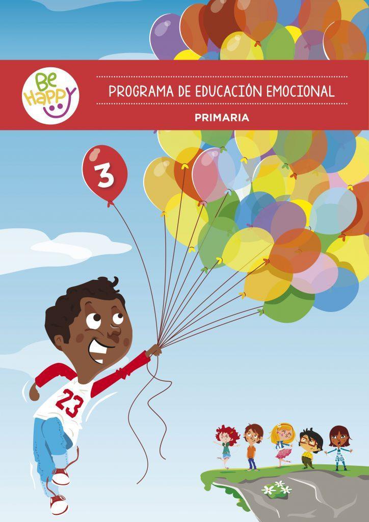 libros del alumno be happy tercero primaria