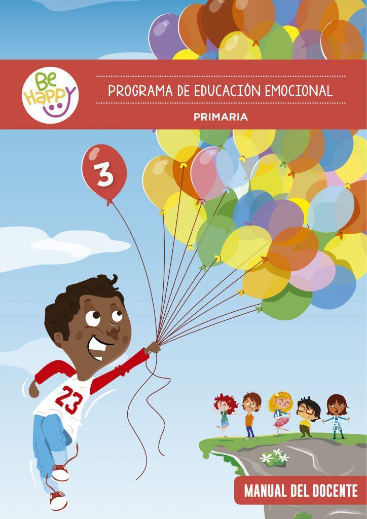 libros del profesor be happy tercero primaria