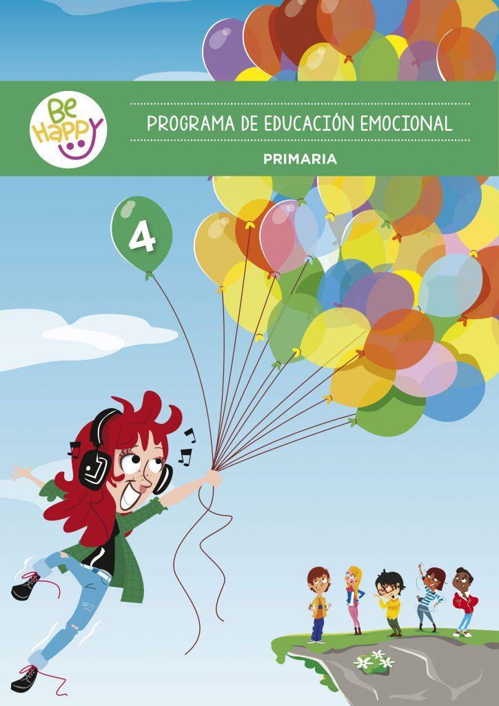 libros del alumno be happy cuarto primaria