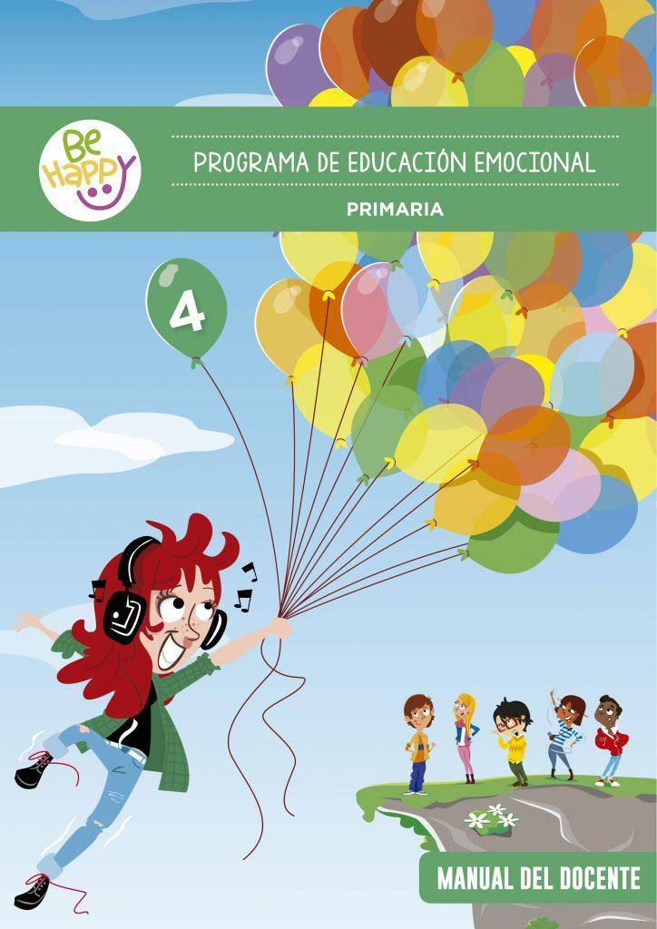 libros del profesor be happy cuarto primaria