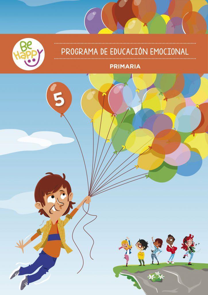 libros del alumno be happy quinto primaria