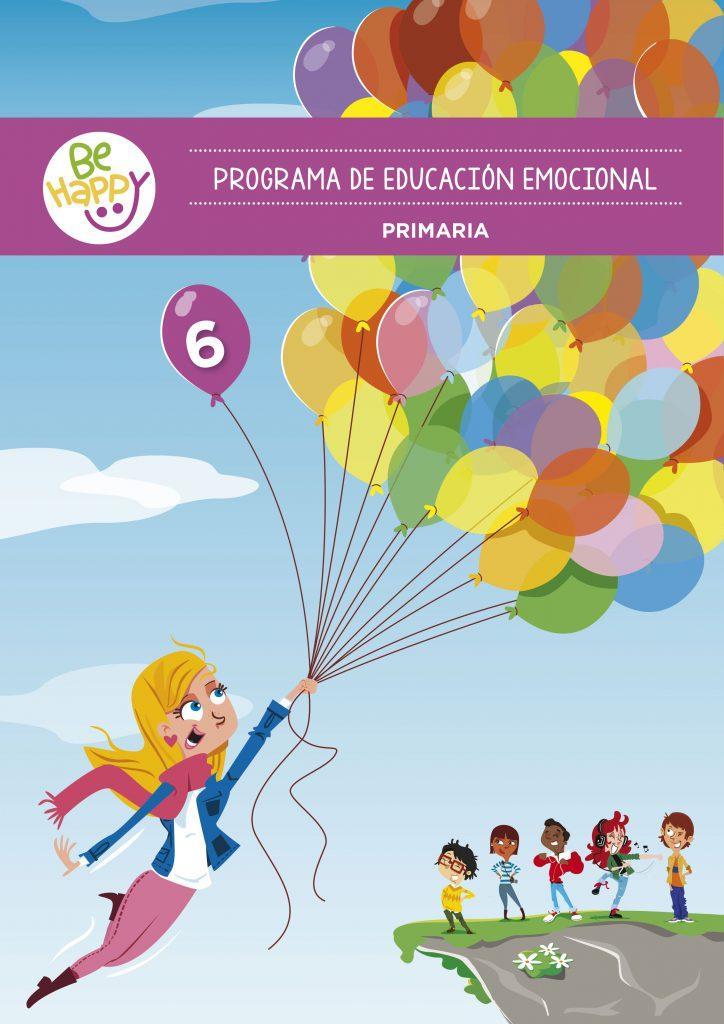 libros del alumno be happy sexto primaria