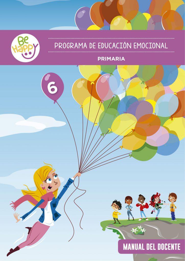 libros del profesor be happy sexto primaria