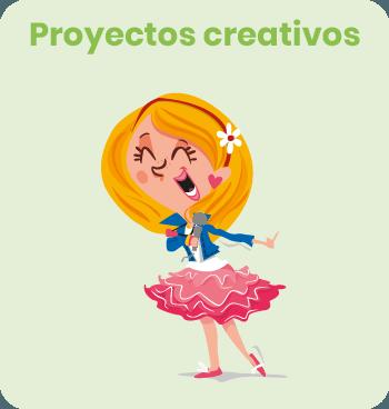 Sue personaje de nuestro programa de educacion emocional be happy proyectos cooperativos