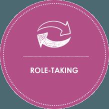 metodología be happy role-taking